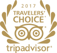 TripAdvisor Travelers Choice 2017 Winner Logo Rancho Valencia Resort