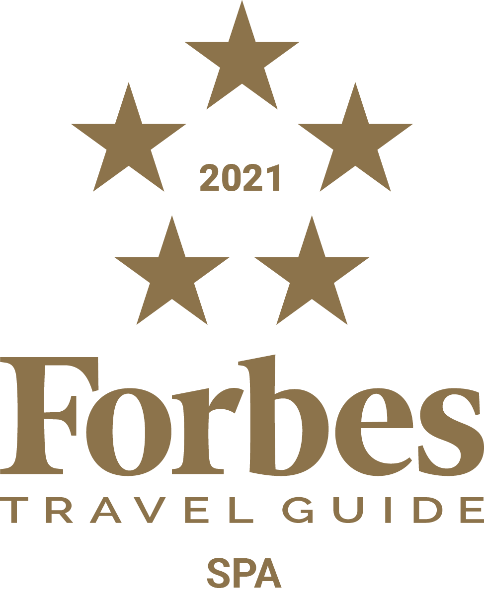 Forbes Travel Group 5 Star Spa 2021